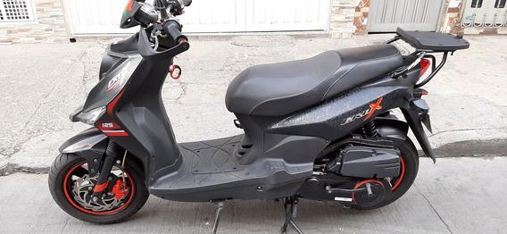 Vendo Scooter Marca Sym 125cc, Llantas Nuevas, Soat Y Rtm