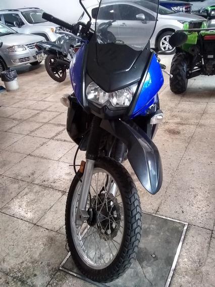 Kawasaki Klr 650 Azul