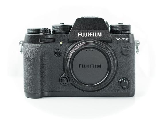Câmera Digital Fujifilm X-t2 Mirrorless (corpo)