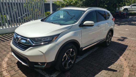Honda Crv Touring Cvt