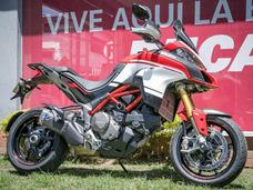Ducati Multistrada 1200s Pikes Peak