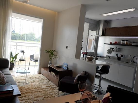 Apartamento A Venda No Centro De Barueri 2 Dormitórios 60m2