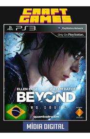 Beyond Two Souls Ps3 Psn Dgital Pt-br