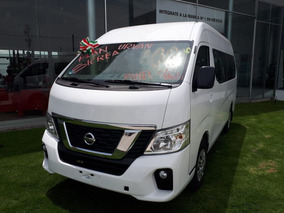 Nissan Urvan 2019 Entrega Inmediata