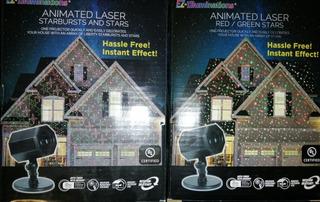 Proyector Animado De Laser Iluminacion