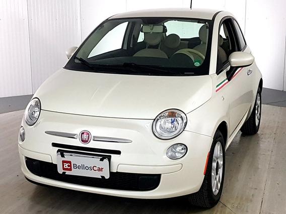 Fiat 500 1.4 Cult 8v Flex 2p Automatizado 2011/2012