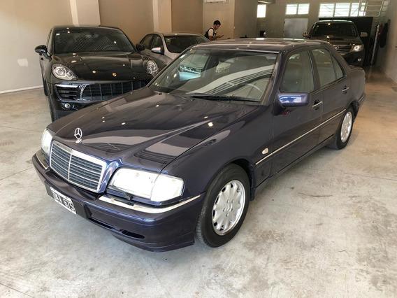 Mercedes-benz Clase C 2.8 C280 Elegance Plus At 2000