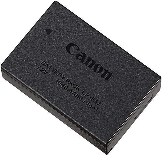 Bateria Canon Lp-e17 Original Nf E Garantia - Sl2 T7i Rp Sl3