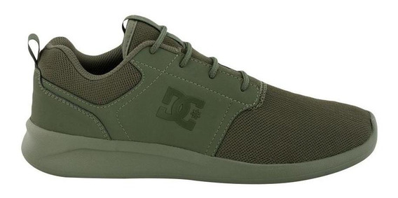 Tenis Casual Dc Shoes Midway 36ol 185950
