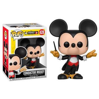 Funko Pop! Disney Conductor Mickey Mickeys 90th #428