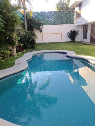 Hermosa Casa Con Alberca En Jardines Del Sol