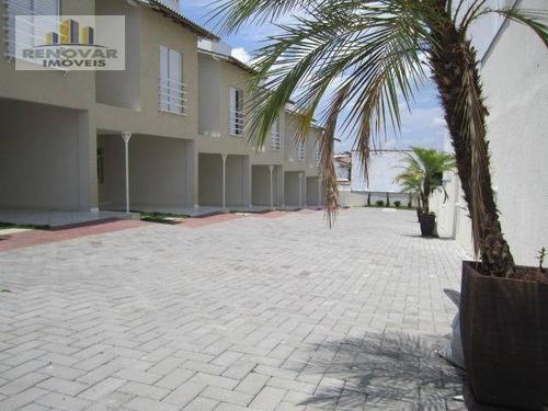 Imagem 1 de 23 de Casa Residencial À Venda, Vila Paulicea, Mogi Das Cruzes - Ca0035