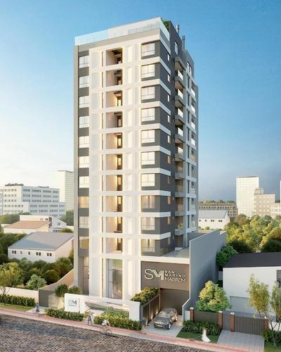 Apartamento Em Dom Bosco, Itajaí/sc De 66m² 2 Quartos À Venda Por R$ 407.625,00 - Ap699125