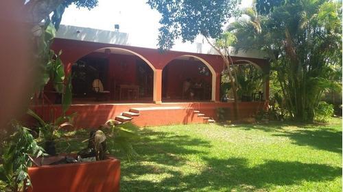 Casa En Tamanché, Mérida