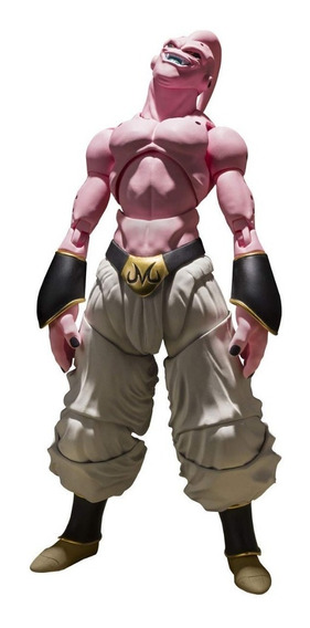Boneco Sh Figuarts Super Buu Evil Majin Dragon Ball Lacrado