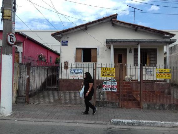 Casa Bem Localizada No Melhor Ponto Do Campo Limpo Fl36