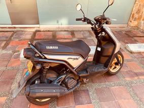 Moto Bws Yw125x - Bws 125x Unico Dueño, 5000 Km