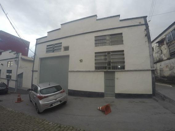 Galpão Para Alugar, 600 M² Por R$ 6.000,00 + Taxas - Bonsucesso - Rio De Janeiro/rj - Ga0002
