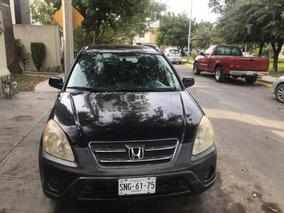 Honda Cr-v 2.4 Ex 156hp Mt 2005