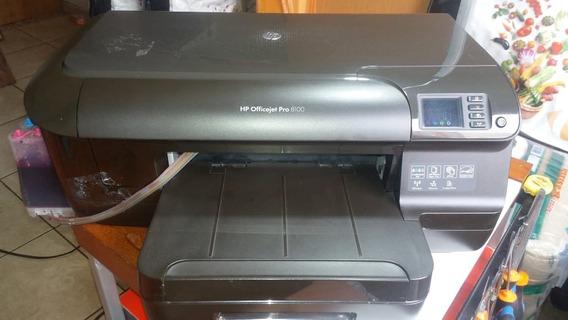 Impressora Hp Officejet Pro 8100 No Estado