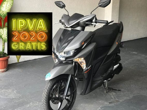 Yamaha Neo 125cc 2019 Muito Nova, Baixo Km