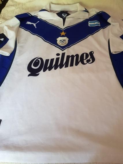 Camiseta Vélez Sarsfield 1998/1999 Utilizada Por Bassedas