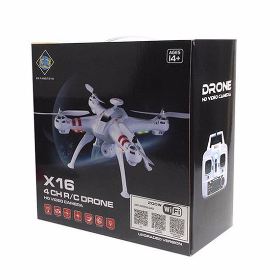 Drone Bayangtoys X16 Gps Sem Câmera Promoção