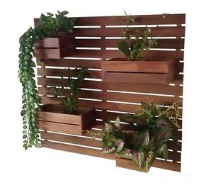 Floreira Vertical Para Jardim - A Pronta Entrega