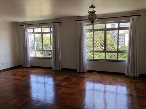 Imagem 1 de 14 de Apartamento Com 03 Dormitórios E 125 M²   Bela Vista, São Paulo   Sp - Ap26740v