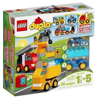 Lego Duplo Mis Primeros Autos Y Camiones 36pz Original