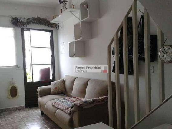 Vila Nova Cachoeirinha Zn/sp - Sobrado 2 Dormitórios , 3 Vagas - R$ 450.000,00 - So0323