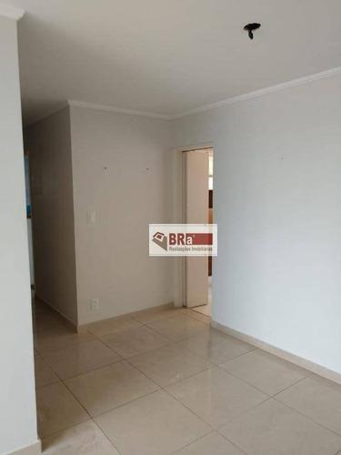 Imagem 1 de 20 de Apartamento Guanabara 3 Dormitórios, Lavabo, Wc Empregada.suite, Melhor Localização  80 M², - Ap0268