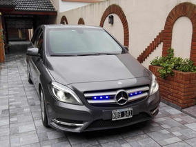 Mercedes-benz Clase B 1.6 B200 City At 156cv W246 2013