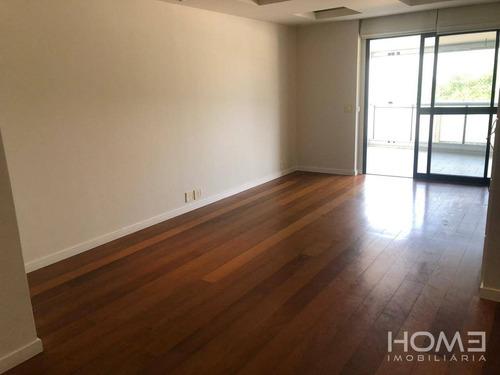 Imagem 1 de 30 de Apartamento À Venda, 149 M² Por R$ 2.750.000,00 - Barra Da Tijuca - Rio De Janeiro/rj - Ap1603