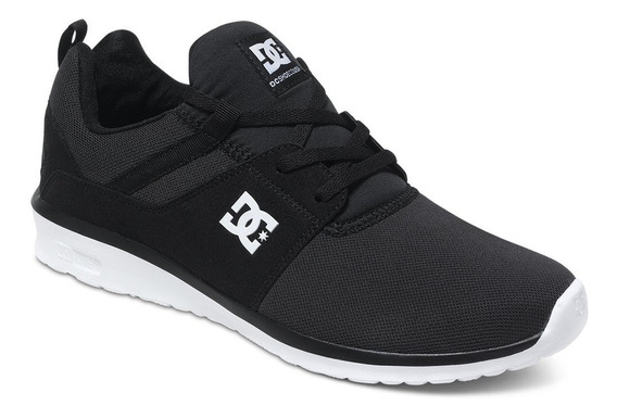 Zapatillas Dc Shoes Mod Heathrow Negro Nueva Coleccion