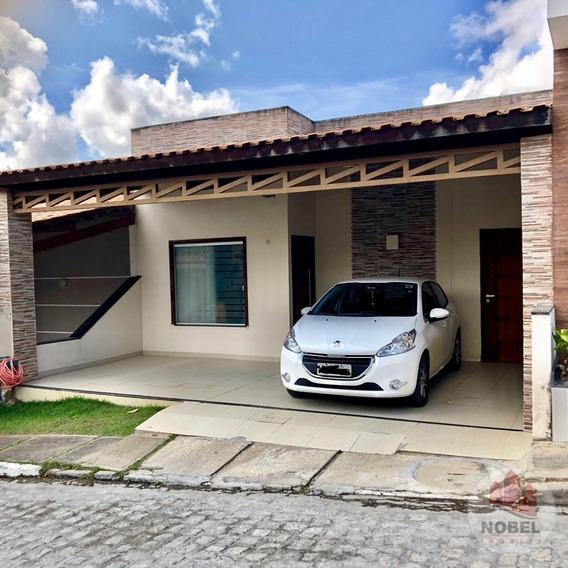 Casa Em Condomínio Com 2 Dormitório(s) Localizado(a) No Bairro Papagaio Em Feira De Santana / Feira De Santana - 5961