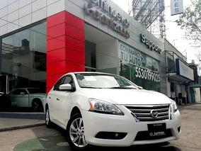 Nissan Sentra 1.8 Advance Mt 2015 Seminuevos Sapporo