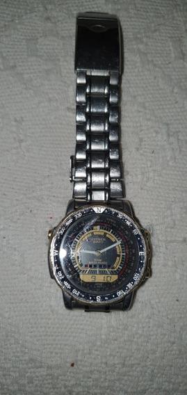 Relógio Citizen Wingman C8948 Usado