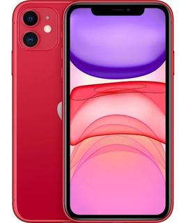 Apple iPhone 11 Vermelho 64 Gb Dual Sim Anatel Lacrado