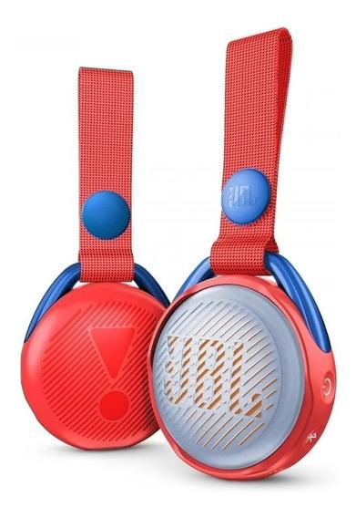 Caixa De Som Jbl Pop Jr Bluetooth Prova D