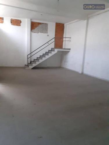 Salão Com 200m² - Sl 210205n - Sl0347