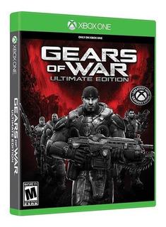 Gears Of War: Ultimate Edition Xbox One - Codigo Digital