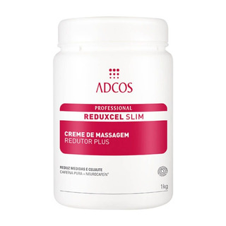 Adcos Reduxcel Creme De Massagem Slim Redutor Plus 1kg
