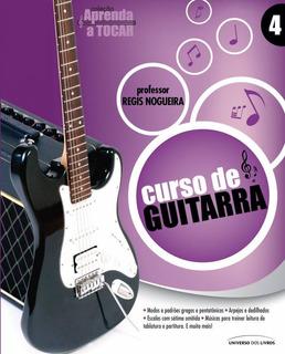 Curso Prático De Guitarra - Col. Aprenda A Tocar - 2ª Parte