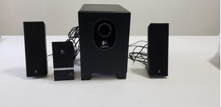 Home Threater Logic Tech X 240 , Subwoofer + 2 Parlantes