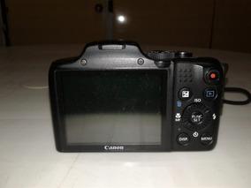 Camera Fotografica Canon Powershot Sx170 Is 16.0 Mp Digital