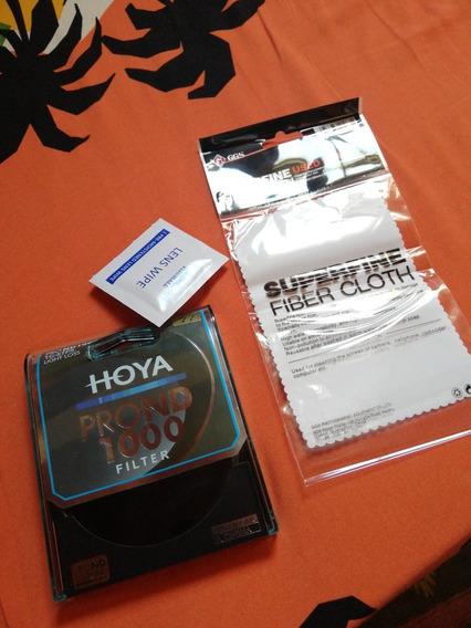Filtro De Densidade Neutra Hoya Pro Nd1000 77mm