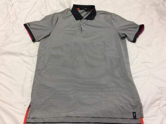 Playera Polo Ralph Laurent S-m N-lacoste Calvin Hilfiger Bos