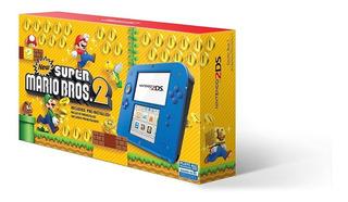 Nintendo 2ds Wii + Super Mario Bros 2 (125 Green)