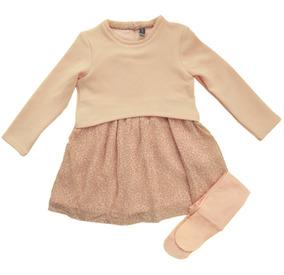 Vestido Casual Para Niña